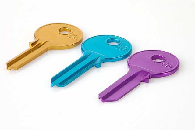 A new research project on combinatorial design of keys and locks