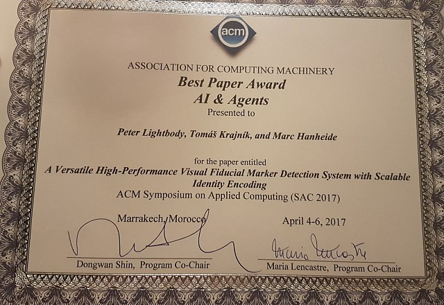 Best Paper Award AI & Agents