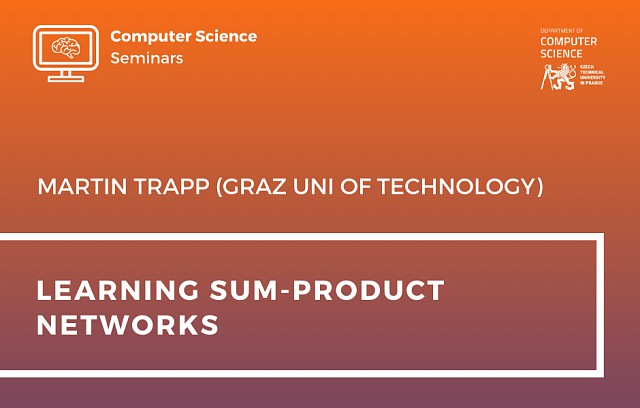 CS Seminar – Martin Trapp (Graz University of Technology)