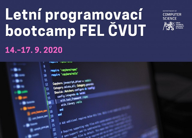 Summer programming bootcamp 2020