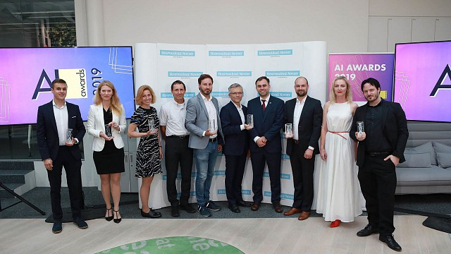 AI Awards 2019 results